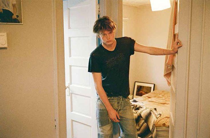 Jordan Barrett by Paola Kudacki | Love Hangover | Homotography
