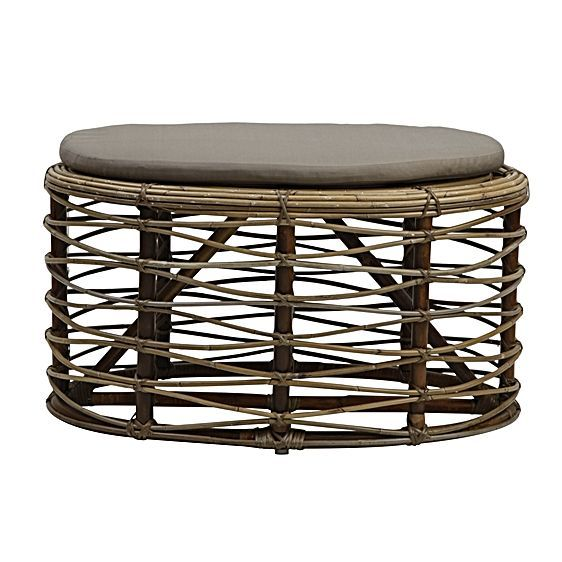 Inspire a warm, tropical ambience in your space with the Sedong Stool from LS Collections.
