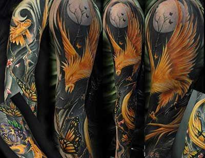 NavegaçãoA tatuagem de FênixVocê até pode não ver muitas tatuagens de fênix, mas elas estão entre as mais procuradas, e tanto homens quanto mulheres querem uma tatuagem de fênix. Mas porque todo esse interesse por uma tatuagem com esse pássaro? O que ele tem de tão interessante? É só beleza ou tem algo a mais? …