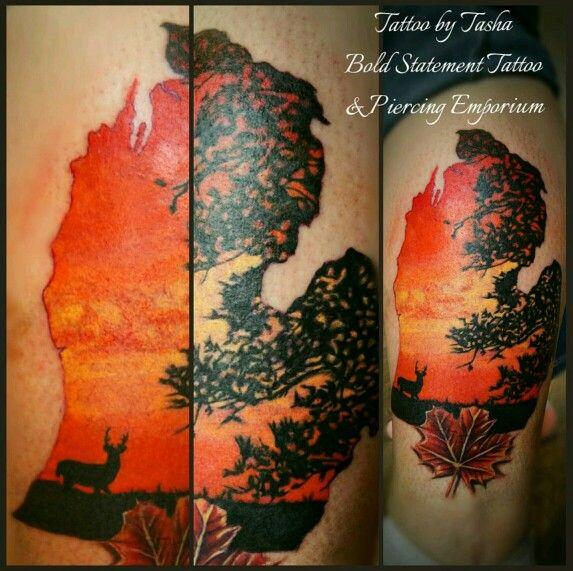 244 best tattoo portfolio images on pinterest tattoo for Best tattoo artists in michigan