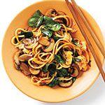 Stir-Fried Chinese Egg Noodles Recipe | MyRecipes.com