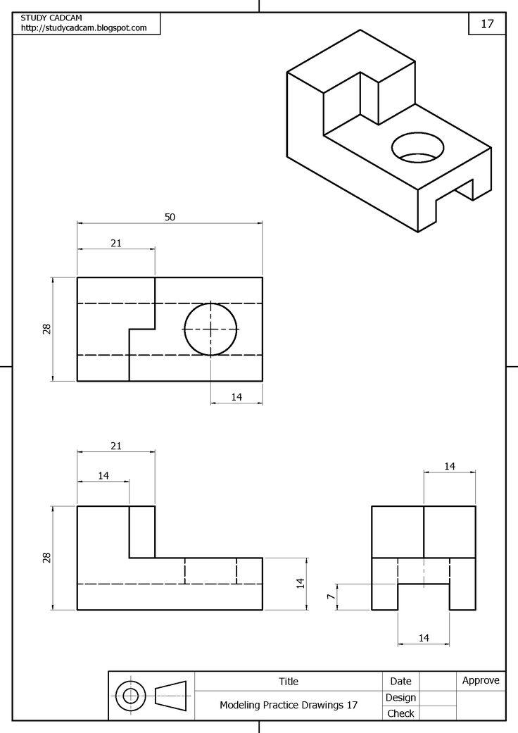 88 besten technisches zeichnen bilder auf pinterest. Black Bedroom Furniture Sets. Home Design Ideas