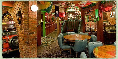 Magic Time Machine - not just a restaurant, it's an adventure!