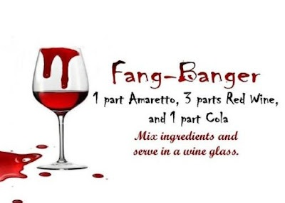 True Blood Party Fangtasia Drink Recipes @ Northmans Party Vamps