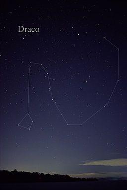 Dragon (constellation) — Wikipédia