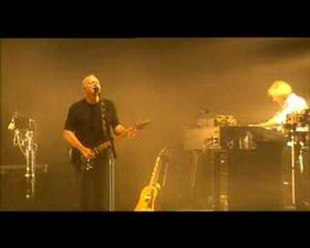David Gilmour in Royal Albert Hall - Coming Back to Life This has to be one of my favorite musicans that perform live