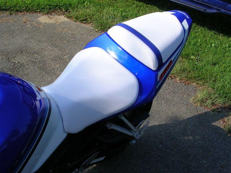 #biker! 2004-2005 #GSXR 600/750 Solid Line Sport Bike Fancy Seat Cover $40 freeship
