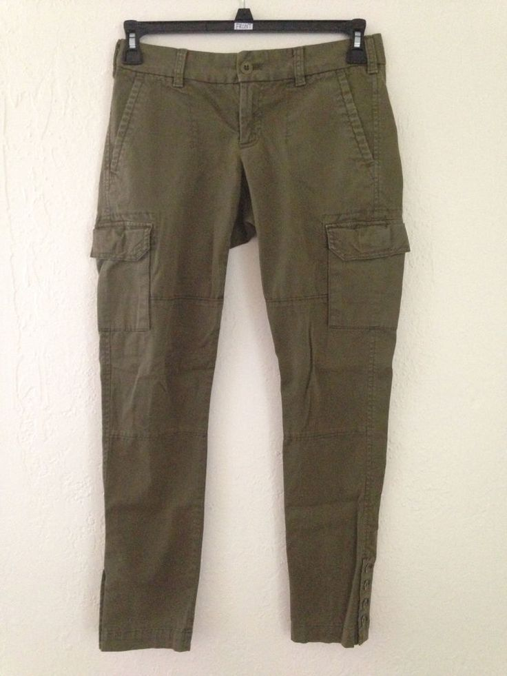 Popular New Women Skinny Jeans Pants Olive Green By Tinseltown  EBay
