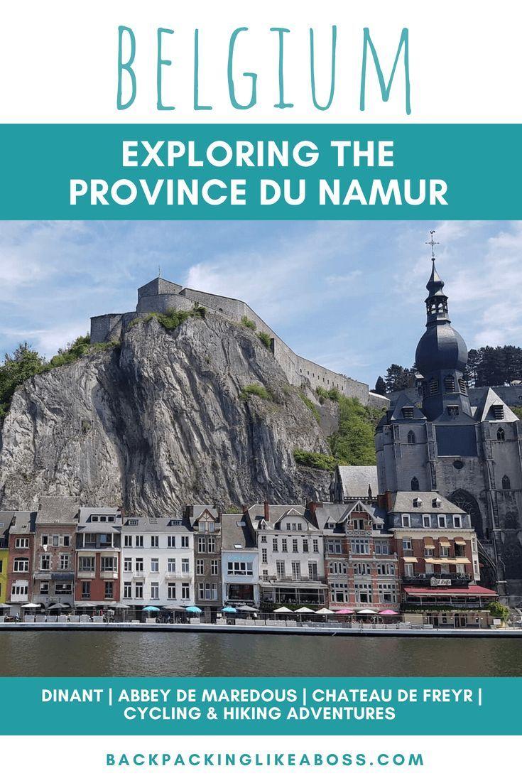 Discovering The Province De Namur In 5 Days Culture Cycling Camping Belgie Reizen Bestemmingen