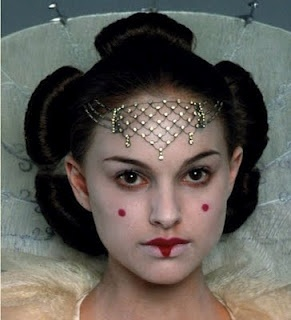 #StarWars La Amenaza Fantasma #QueenAmidala