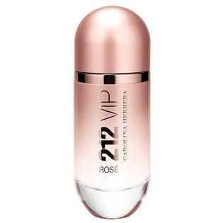 Perfume 212 Vip Rosé EDP Feminino - Carolina Herrera - ShopLuxo