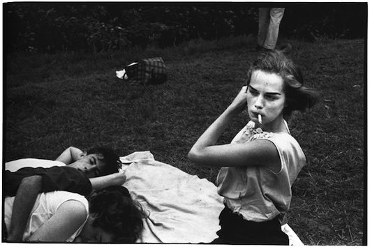 Photographer Bruce Davidson spent the summer of 1959 documenting a Brooklyn gang called the Jokers.