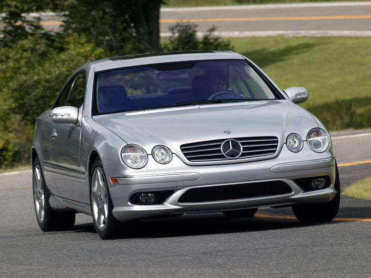 Mercedes-Benz CL 65 AMG AU-spec (C215) '2005–06