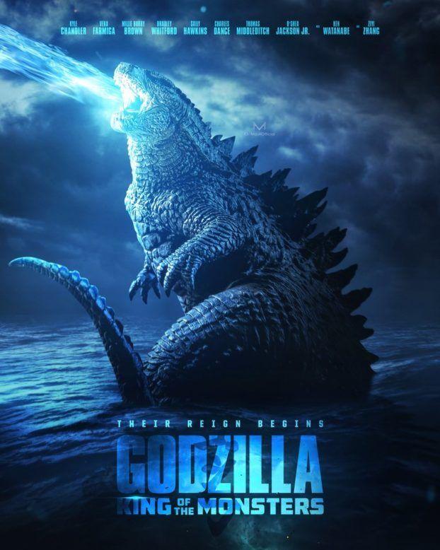 Nonton Film Godzilla: King Of The Monsters (2019) Trailer ...