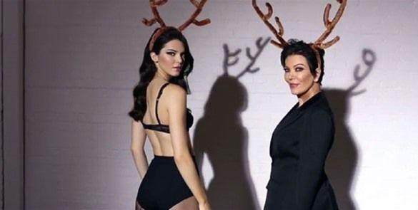 #Kendall y Kris #Jenner hacen baile sensual