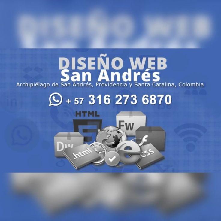 Diseño Web San Andrés Colombia, Diseño Web, Diseño Web en San Andrés, Diseño Web San Andrés, Oferta, Publicidad, San Andrés, Servicio, Servicio Profesional