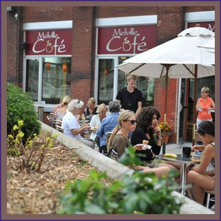 Welcome to Melville Cafe - Cambridge, Ontario