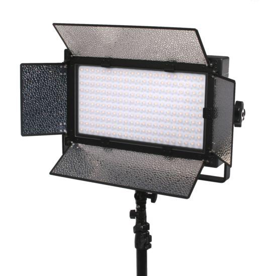 Bresser LED LG-1050 105W/8000LUX studiolamp  Bresser LG-1050 LED Studiolamp 105W/8.000LUX  Beschrijving:  Bresser is een grote speler in de ontwikkeling van hoogwaardige LED lampen voor de foto en video studio. Doorlopend worden deze nieuwe ontwikkelingen in hun modellen toegepast. De Bresser LED lampen vallen op door hun grote en egale lichtopbrengst over het gehele bereik dit komt door het gebruik van hoogwaardige halfgeleide materialen.  Bij veel leveranciers wordt van de standaard waarde…