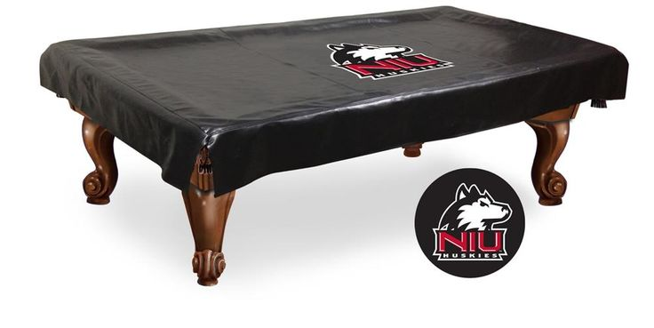 Northern Illinois University Pool Table Cover