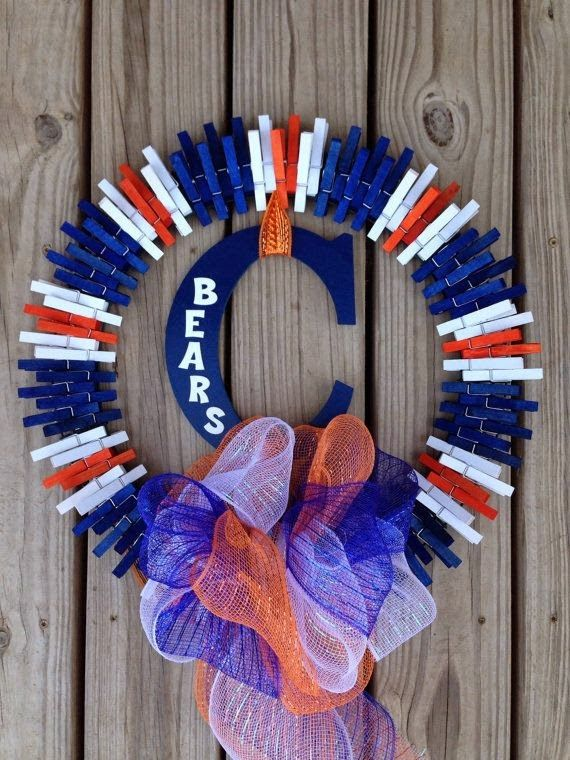 Happier Than A Pig In Mud Nfl Wreath Ideas Wreaths And