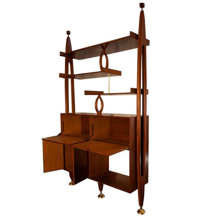 314 best mid century desks images on pinterest mid century furniture desk and danish modern - Brazilian mid century modern furniture ...