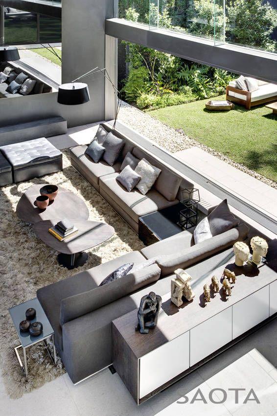 ❤ Mobiliario conexión interior exterior ❤ Nettleton 199 / SAOTA