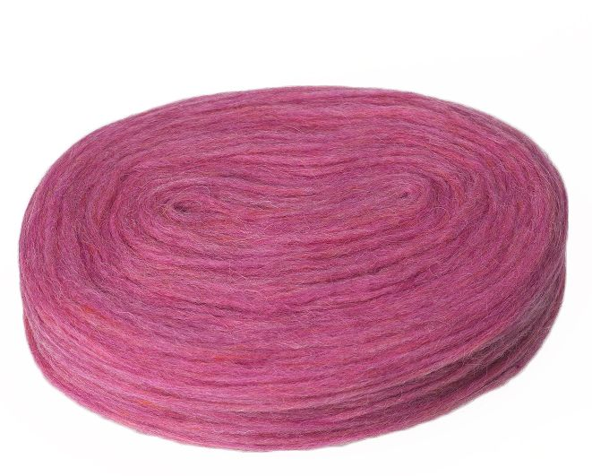 Plötulopi 1425 - sunset rose heather - available at alafoss.is #yarn #knitting #wool #icelandic