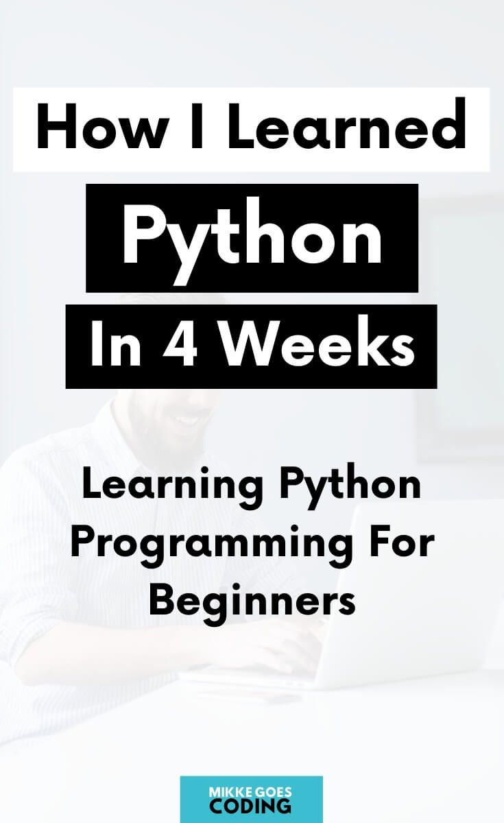 Are you looking to learn Python programming this year? Are you wondering how to learn to code and where to find the best tutorials, courses, and books for learning this popular programming language? In this article, I will show you how I taught myself Python and built my first practical projects in a matter of a few weeks. If you want to learn Python for data science or web development, you're in the right place! #python #programming #coding #webdevelopment #tech #mikkegoes