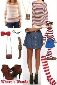 9 best costume ideas for varsities images on pinterest costume wheres waldo costume women google search solutioingenieria Image collections