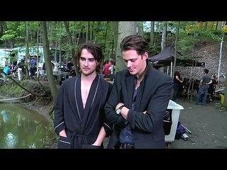 Hemlock Grove - Season 1: It Hurts So Good Featurette --  -- http://wtch.it/gDbXi