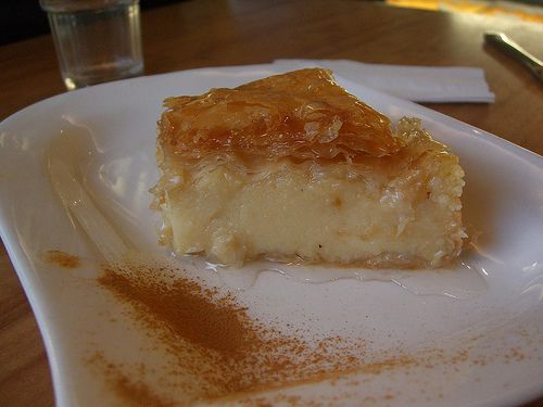 How To Make The Perfect Greek Galaktoboureko Dessert