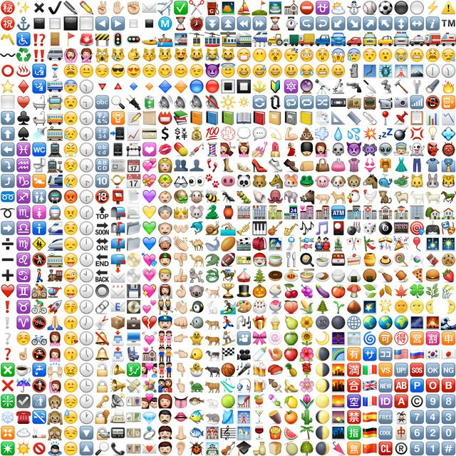 All Single Emoji Faces Emojis Polyvore Diy Crafts