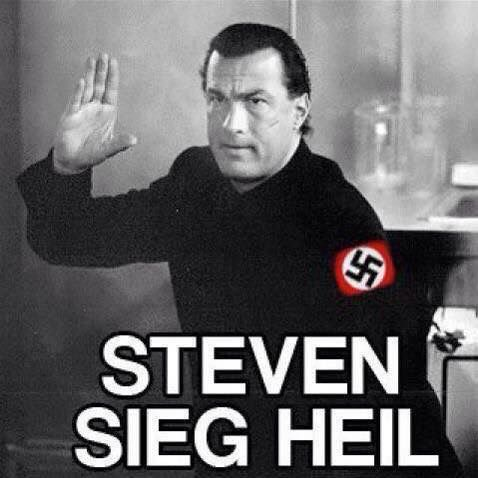Steven Sieg Heil