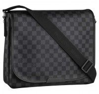From: http://www.topbagsvip.com/louis-vuitton-daniel-gm-n58029-p999219 Product Description: * Easy to manage A4 size * Flat pocket on the front, directly under the flap * Cotton lined * Durable leather trim * Adjustable strap for carrying on the shoulder or across the body  #louis #vuitton #bag
