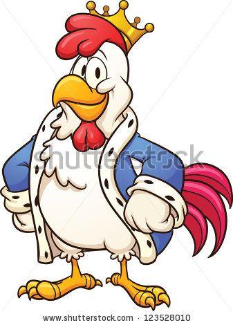 Cartoon Chicken Illustration Photos et images de stock | Shutterstock