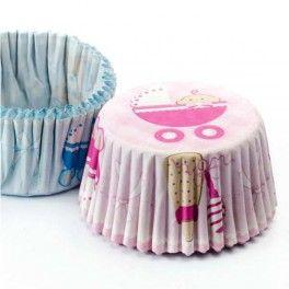 Categoría: Pirotines - Producto: Pirotines Con Diseños Nº 10 Bebe - Envase: Blister - Presentación: X   25 Unid.