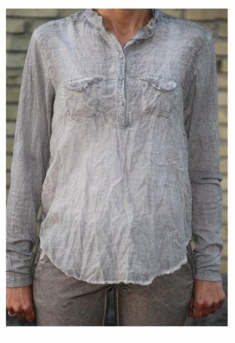 Copenhagen Luxe Skjorte Greyrose - Skjorter - MaMilla