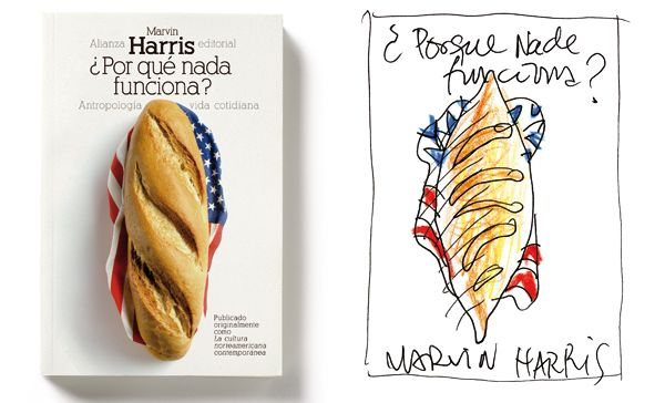 Manuel Estrada covers for Alianza Editorial