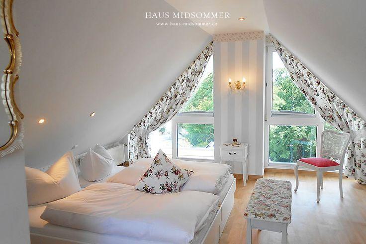 Ferienwohnung 15, Schlafraum, Haus Midsommer.