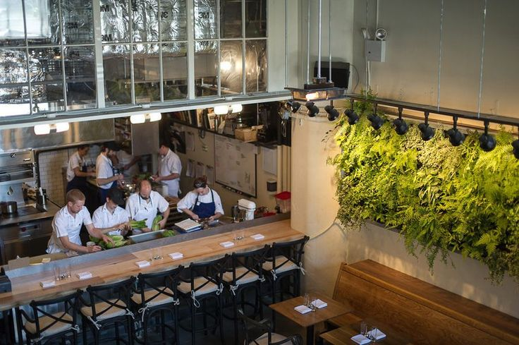 Governor, the Colonie Team's New Dumbo Restaurant - Eater NY