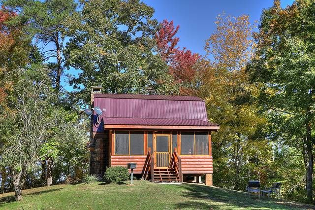 Sweet Seclusion 1 Bedroom Cabin At Parkside Cabin Rentals Cabin Cabin Rentals Architecture