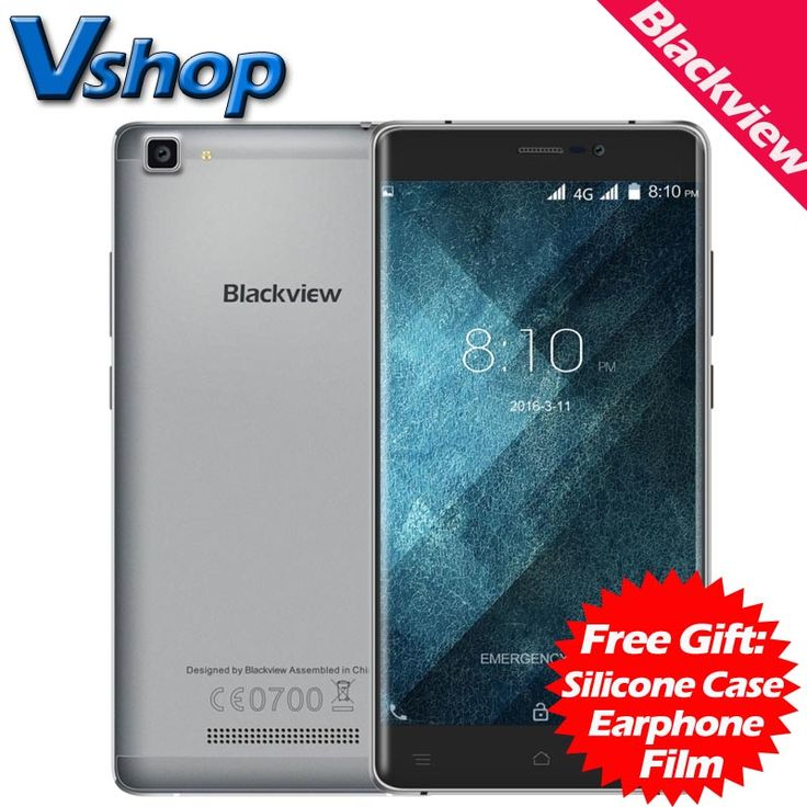 Phones & Telecommunications ... ... Mobile Phones ... Original Blackview A8 Max / Blackview A9 Pro 4G Mobile Phones Android 6.0 2GB + 16GB Quad Core Smartphone Dual SIM Cell Phone