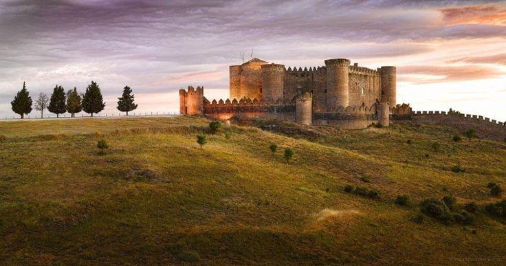 Castillo de Belmonte. Cuenca (España)