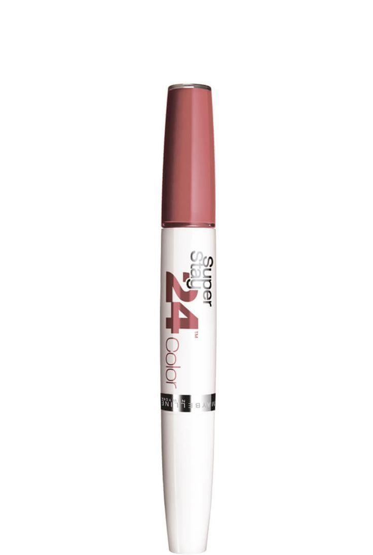 Absolut küssend: Der Super Stay 24H Lippenstift bringt intensive Farbe und Pflege. – Beauty Lippen