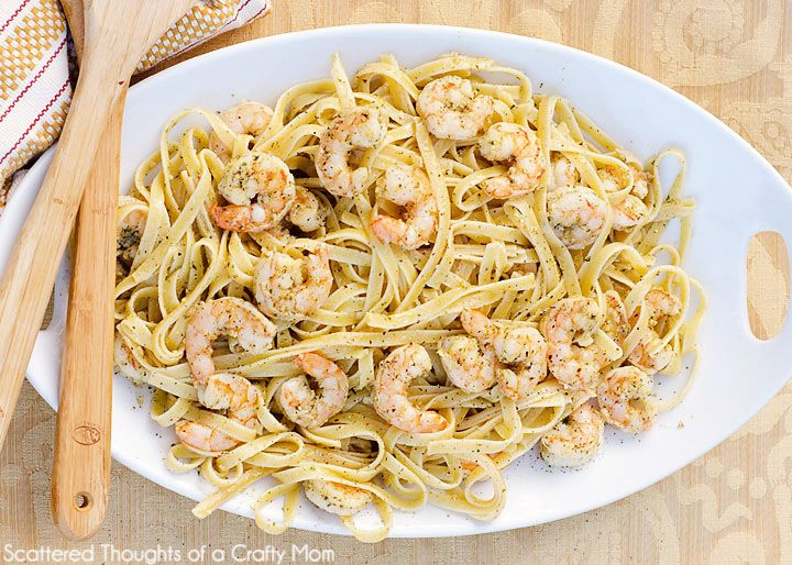 This Easy Shrimp Scampi Recipe is brought to you by McCormick & Company. All opi…