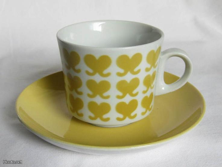 Arabia BR malli kahvikuppi