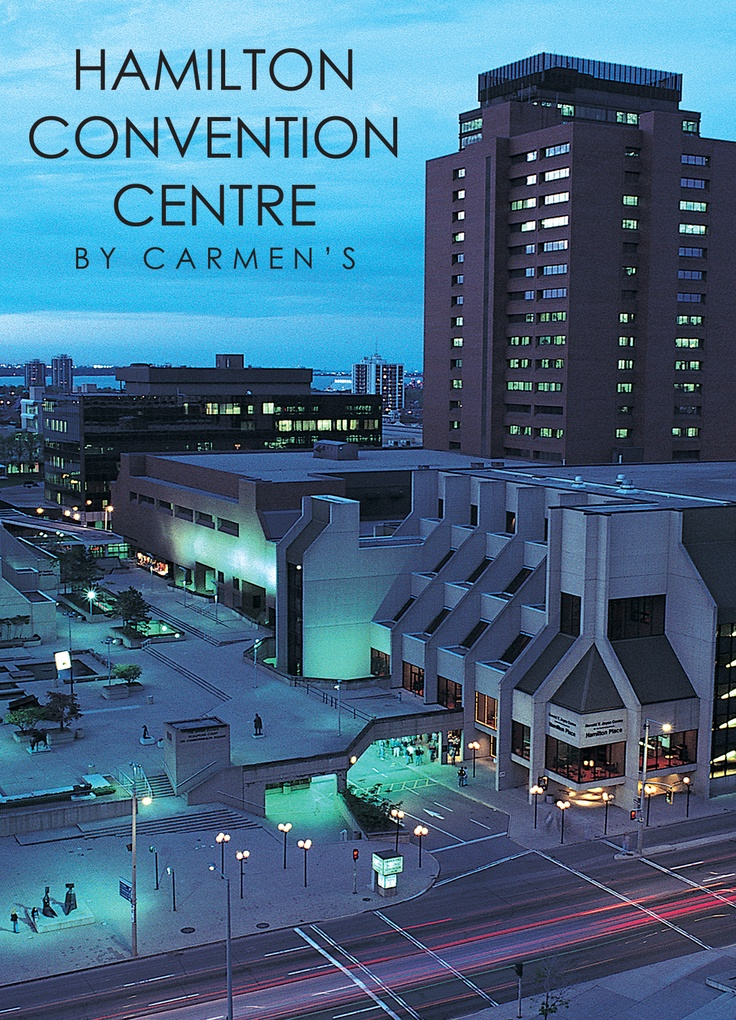 Events in the heart of downtown Hamilton, Ontario.