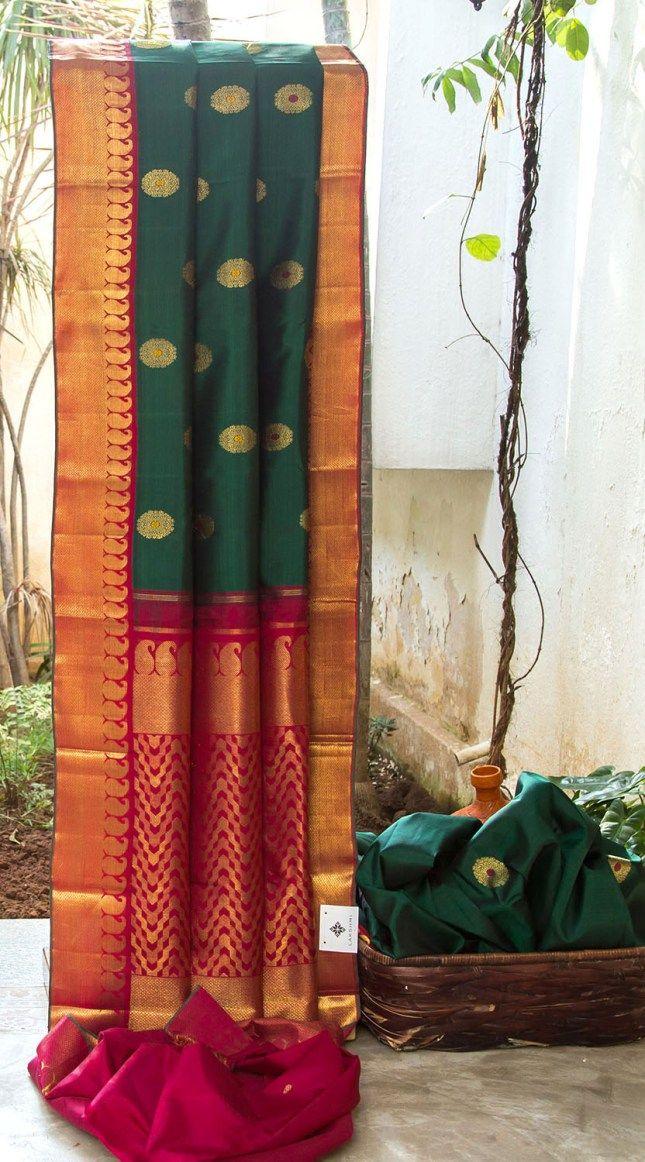 KANCHIVARAM SILK L04422 | Lakshmi