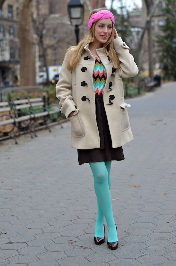 17+ best images about Bright Tights on Pinterest
