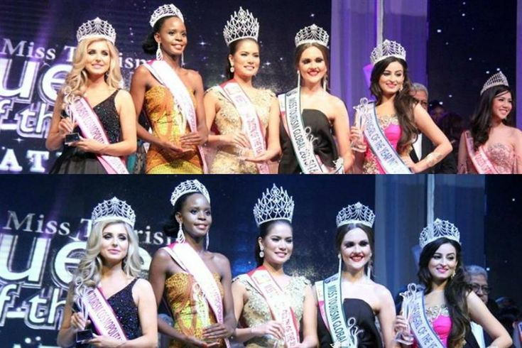 Leren Mae Bautista from Philippines crowned Miss Tourism Queen of the Year International 2015